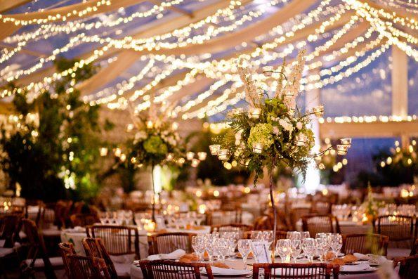 5 boda rocio fer neimapidal 081 595x397 - L' Atelier de las Flores: Frédéric Martin, the exquisite event & wedding designer that loves flowers