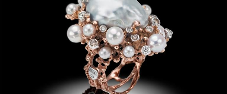 bubble 768x320 - Davide Maule: Artist and Master Goldsmith of exclusive jewels