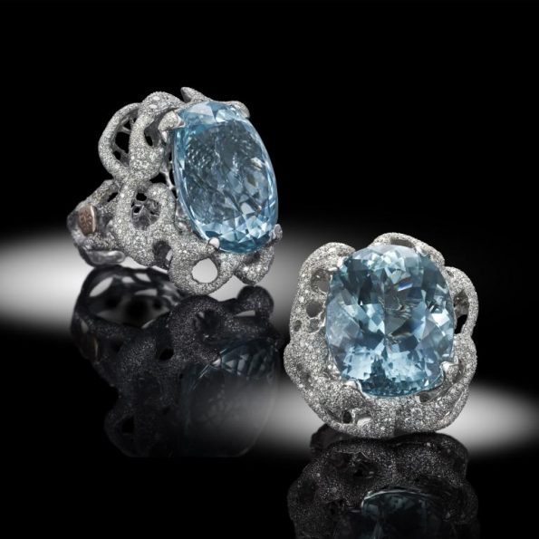 costa smeralda 595x595 - Davide Maule: Artist and Master Goldsmith of exclusive jewels