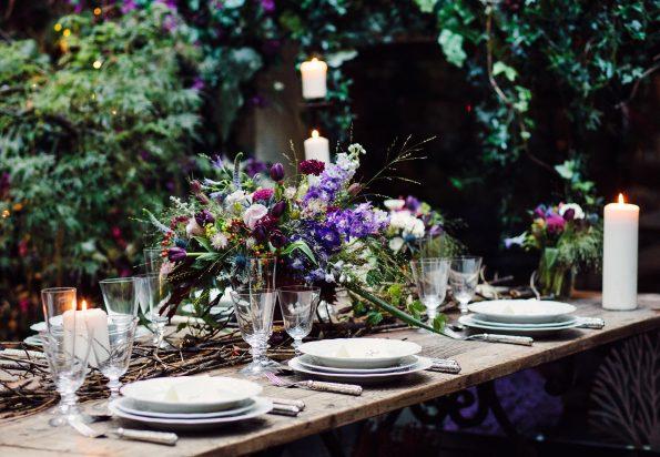 editorial tendencias de bodas neima pidal 120 595x412 - L' Atelier de las Flores: Frédéric Martin, the exquisite event & wedding designer that loves flowers