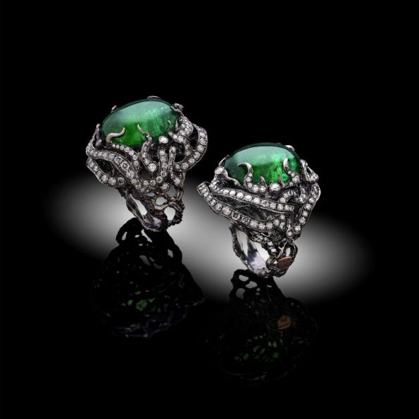monteverde 595x595 - Davide Maule: Artist and Master Goldsmith of exclusive jewels