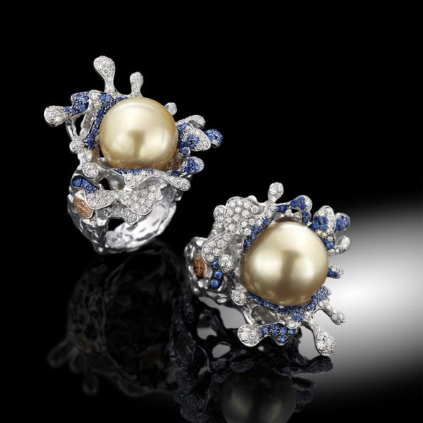 splash 595x595 - Davide Maule: Artist and Master Goldsmith of exclusive jewels