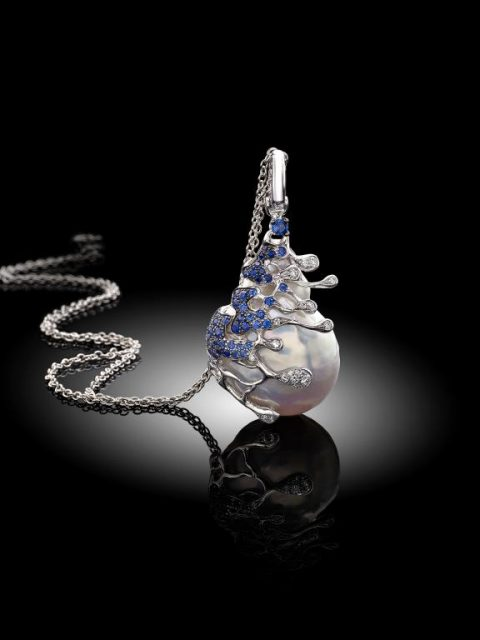 treasure of the sea 480x640 - Davide Maule: Artist and Master Goldsmith of exclusive jewels