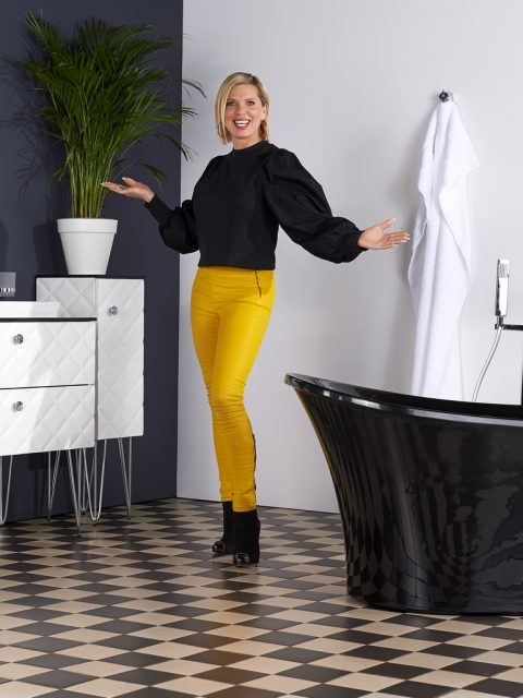 "Princess Maja von Hohenzollern Bathroom collection m Logo 480x640 - Princess Maja von Hohenzollern presents her 1st vegan and luxurious ""Royal Bath"" Collection"