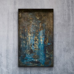 IMG 1052 2 1 - Emma Stüffe, the Swedish abstract artist that puts her feelings in each artwork