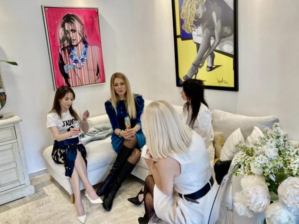 """PHOTO 2021 04 28 20 25 22 3 595x446 - """"CANNES and FRIENDS"""" Backstage Ep. 1 with Jelena Mandic, Jewelry Designer"""