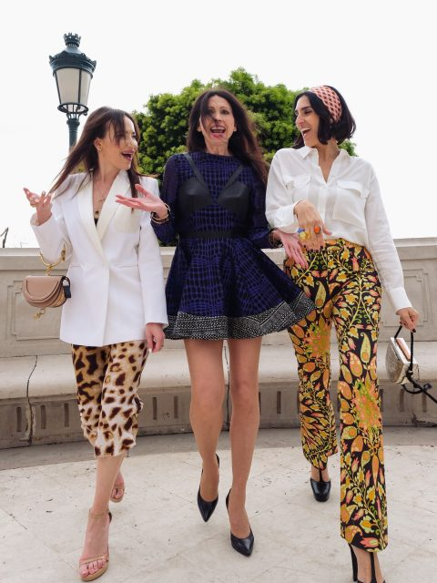 """IMG 9549 480x640 - """"Monaco and Friends"""" Backstage Ep. 5 hosted by Lorena Baricalla, with Yulia Berisset and the participation of Flavia Cannata"""