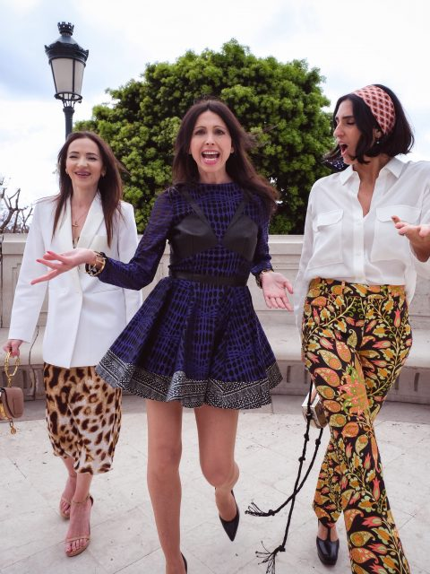 """Snapseed 3 480x640 - """"Monaco and Friends"""" Backstage Ep. 5 hosted by Lorena Baricalla, with Yulia Berisset and the participation of Flavia Cannata"""