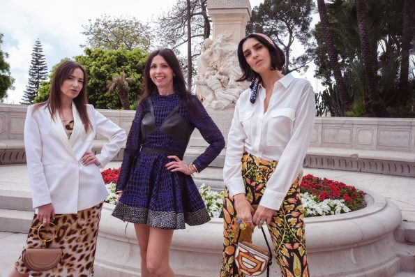 """Snapseed 595x397 - """"Monaco and Friends"""" Backstage Ep. 5 hosted by Lorena Baricalla, with Yulia Berisset and the participation of Flavia Cannata"""