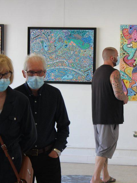 "196535278 284927146633761 543857537352260260 n 480x640 - INTERNATIONAL ART EXPO , ""The Art of drawing LOVE"",  Raouf Meftah"