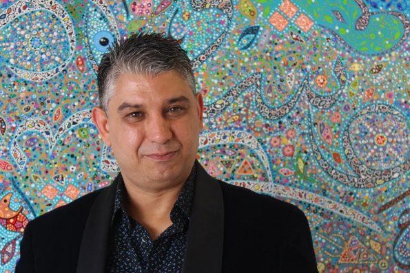 "196556981 284926136633862 259639831035972912 n 595x397 - INTERNATIONAL ART EXPO , ""The Art of drawing LOVE"",  Raouf Meftah"