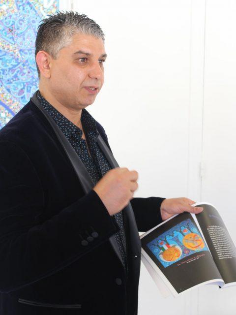"196797039 284927886633687 2955542149271119202 n 480x640 - INTERNATIONAL ART EXPO , ""The Art of drawing LOVE"",  Raouf Meftah"