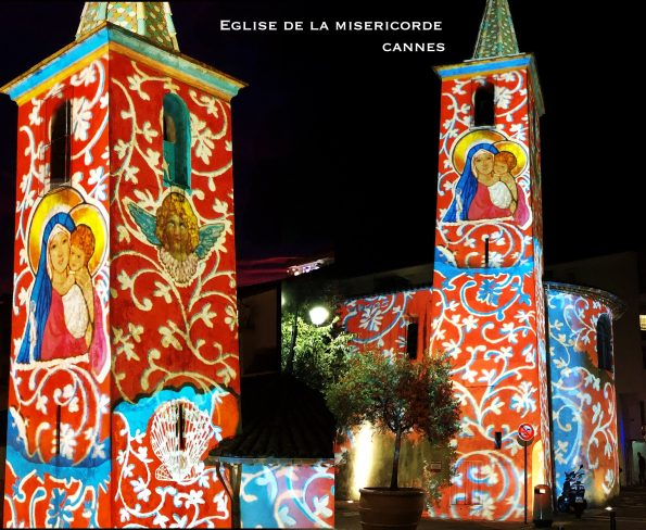 """Eglise de la Misericorde 595x488 - Gaspare di Caro, the luminographer that is considered the """"Painter of the Light"""""""