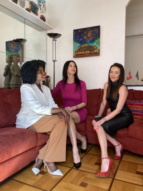 """IMG 1259 e1623519344564 480x640 - """"Monaco and Friends"""" Backstage Ep. 6 hosted by Lorena Baricalla, with Yulia Berisset and the participation of Lucille Gomes, Founder of Aua Help Noma Foundation!"""