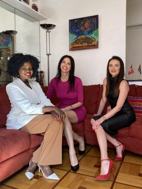"""IMG 1262 e1623519312504 480x640 - """"Monaco and Friends"""" Backstage Ep. 6 hosted by Lorena Baricalla, with Yulia Berisset and the participation of Lucille Gomes, Founder of Aua Help Noma Foundation!"""