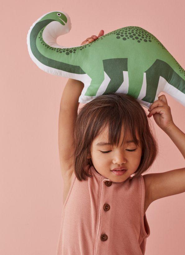 Bibu dino cushion amb 595x819 - Bibu, the creative and sustainable luxury of interior design for children