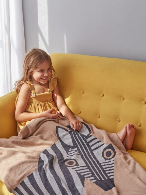 Bibu zebra blanket amb 480x640 - Bibu, the creative and sustainable luxury of interior design for children