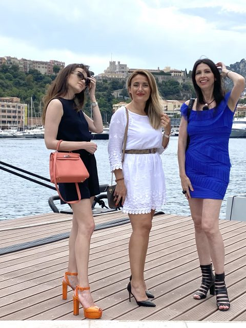 """IMG 4225 480x640 - The Talk Show """"Monaco and Friends"""" introduces The Golden Phoenix Real Estate & Investments"""