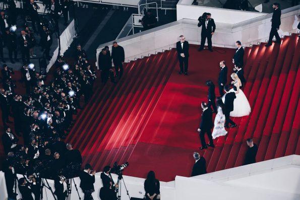 Montée des marches 595x397 - 74th edition of the Cannes International Film Festival