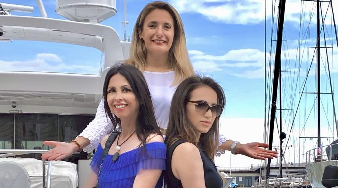 """image5 1 690x384 - """"Monaco and Friends"""" Full Episode 7 hosted by Lorena Baricalla, with Yulia Berisset and the participation of Cristina Carpinteiro"""