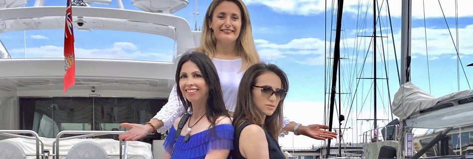 """image5 1 950x320 - """"Monaco and Friends"""" Full Episode 7 hosted by Lorena Baricalla, with Yulia Berisset and the participation of Cristina Carpinteiro"""