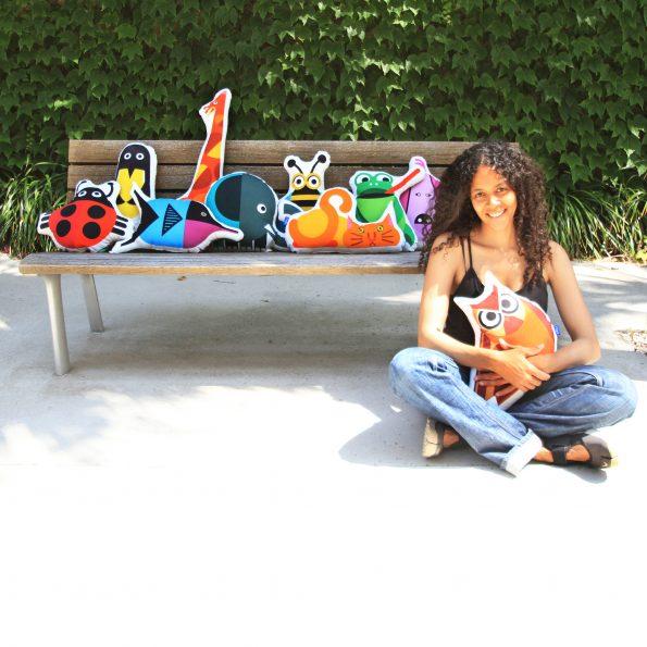 yMOnsanto 2012 2 595x595 - Bibu, the creative and sustainable luxury of interior design for children