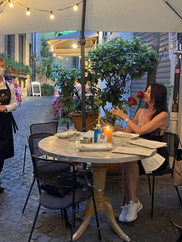 "IMG 7052 e1629219959173 595x793 - "" LORENA in 'Roman Holidays' ""  Backstage"