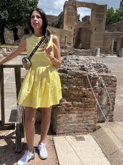 "IMG 7079 480x640 - "" LORENA in 'Roman Holidays' ""  Backstage"