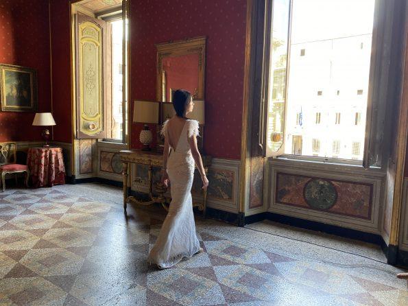 "IMG 7267 595x446 - "" LORENA in 'Roman Holidays' ""  Backstage"