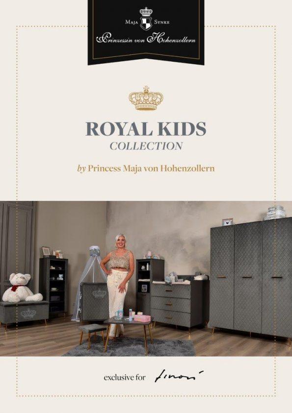 Royal Kids Collection by Maja Prinzessin von Hohenzollern für Finori 595x843 - Princess Maja von Hohenzollern presents new vegan Royal Kids -children's furniture- collection!