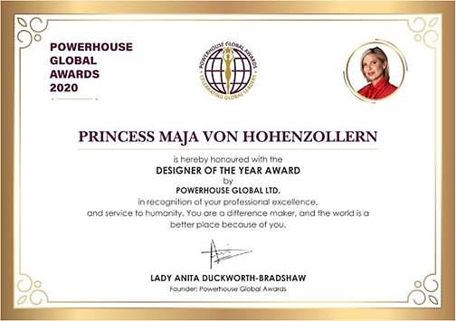 image002 - Princess Maja von Hohenzollern presents new vegan Royal Kids -children's furniture- collection!